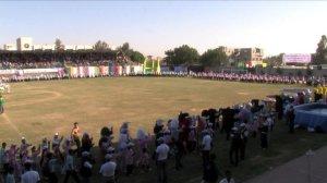 الاحتفال الختامي لألعاب الصيف 2010، يوم الخميس 5/8/2010