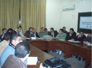 Training of Small Project Management