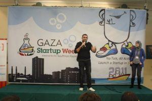 Ahmed Present His Idea